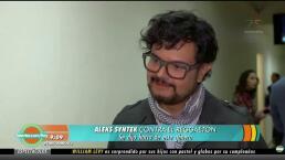 Aleks Syntek reconoce que se equivocó