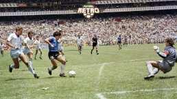 ¡Su mejor juego! Revive la magia de Diego Maradona ante Inglaterra