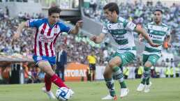 Santos ya gana a Chivas en el TSM