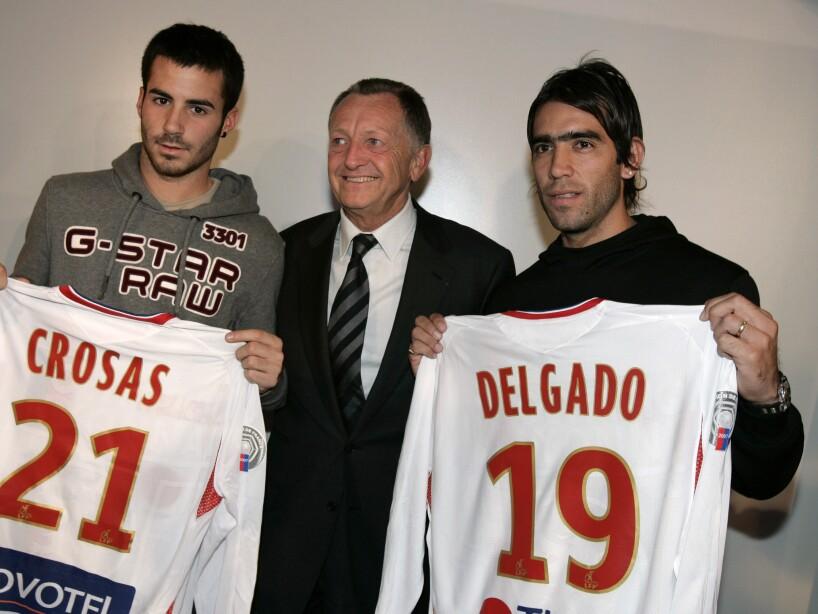Marc Crosas, Cesar Delgado