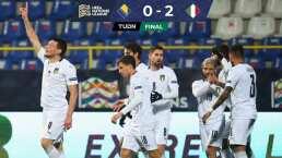 Italia avanzó a Semifinales y espera rival