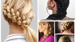 Peinados: ¡Trenzas, la mejor opción para este 15 de septiembre!