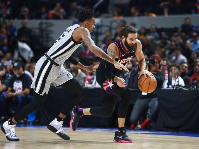 San Antonio Spurs v Phoenix Suns