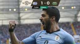 Futbol Retro | Luis Suárez tuvo una noche histórica ante Arabia