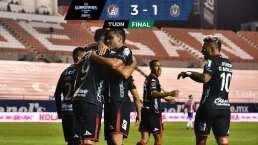 Atlético de San Luis gana a costa de las Chivas