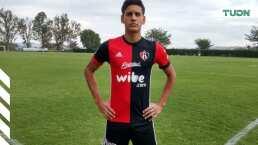 Jugador de la Selección Sub-17 levanta interés en Europa