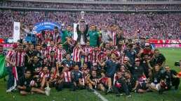 Chivas logró en 2017 su título 12 de Liga MX