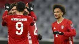 El Bayern domina la lista del 11 ideal de la UEFA