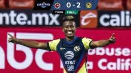 América vuelve a ganar en Tijuana 6 años después