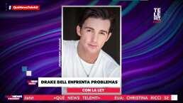 Drake Bell enfrenta problemas con la ley