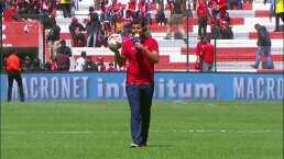 Videos: Santos intimida con la dupla Rodríguez-Furch
