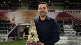 ¿La cláusula de Xavi para dirigir al Barça?