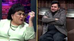Video: Carmelita Salinas da lecciones de comedia a Paul Stanley y lo deja en ridículo