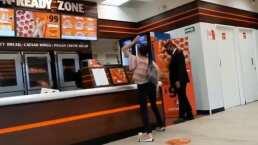 """Lady Pizza, la mujer que amenazó a empleados de un restaurante: """"Ahorita llegan y los rafaguean"""""""