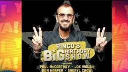 Lasrápidasde Cuéntamelo ya!(Jueves de julio): Ringo Starr celebrará su cumpleaños en fiesta virtual