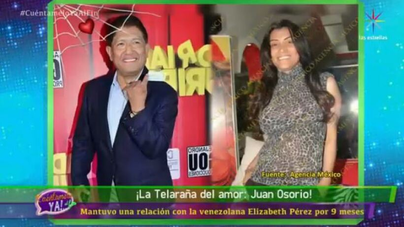 LA TELARAÑA DEL AMOR: Juan Osorio, productor de Mi marido tiene familia