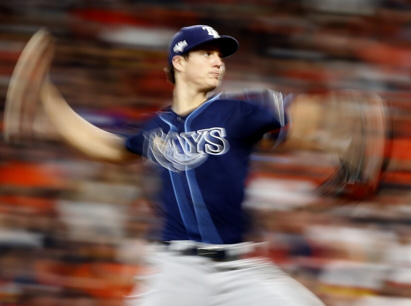 Divisional Series - Tampa Bay Rays v Houston Astros - Game Five