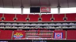 Chivas quiere a sus fans en la tribuna para los partidos