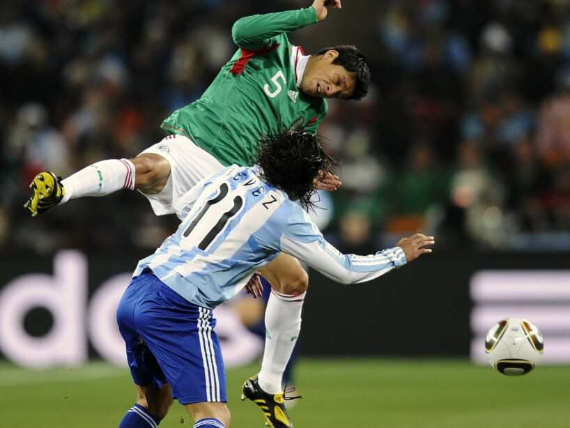 South Africa Soccer WCup Argentina Mexico