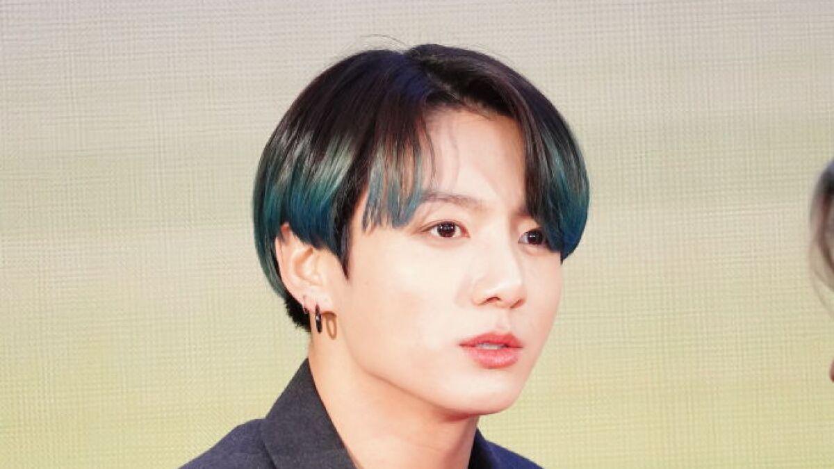 Jungkook de BTS estrenó