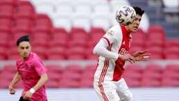 Dos combinaciones separan a Edson Álvarez de su segundo título en Holanda