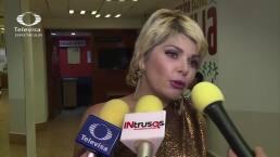 Itatí Cantoral acepta que es difícil el divorcio