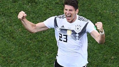 Toivonen (32') abrió el marcador, Reus (48') puso el empate y Kroos (90+5') hizo el gol esperanzador para Alemania. Suecia se enfrentaría a México y los alemanes harían lo propio ante Corea del Sur para conseguir el pase a la siguiente ronda.