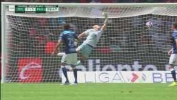 ¡Gol de los Diablos! Maidana logra el empate frente a Puebla