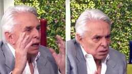 Enrique Guzmán insiste en que nunca tocó a Frida Sofía y asegura que siempre fue el abuelo bonachón