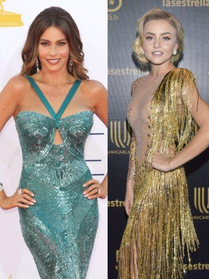 Angelique Boyer tuvo un error con su vestido en los Premios TVyNovelas, pero no es la única estas famosas también enfrentaron una situación similar