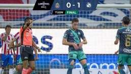 Chivas 0-1 Puebla | El Rebaño en crisis tras inoperancia ofensiva