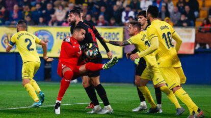 Villarreal no se logra imponer en casa y se queda con un punto. El mexicano Héctor Herrera entró como titular y salió de cambio al minuto 84 para darle el ingreso a Marcos Llorente.
