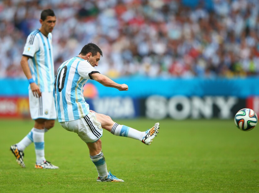Nigeria v Argentina: Group F - 2014 FIFA World Cup Brazil