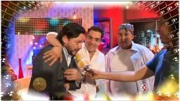 Omar Chaparro, Perico y Rafita ¡juntos otra vez!