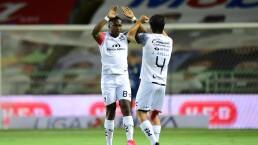 Renato Ibarra marcó su primer gol con Atlas
