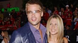 Aniston y Pitt solteros, ¿será que regresan?