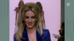 'Carrie Bradshaw' inspira en pasarela de moda