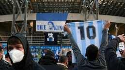 Chucky habló sobre Maradona tras el triunfo del Napoli