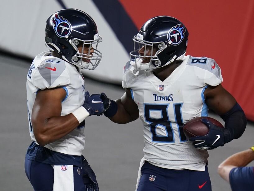 Titans Broncos Football