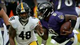 La NFL vuelve a mover el partido Ravens - Steelers