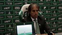Almada postula a Santiago Muñoz para el Tri en un futuro
