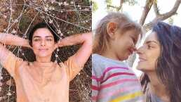 Aislinn Derbez y Kailani demuestran ser las mejores amigas y se maquillan juntas