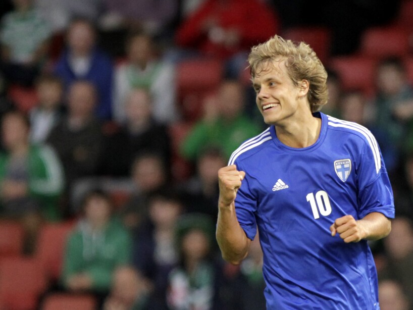 Northern Ireland Finland Soccer International
