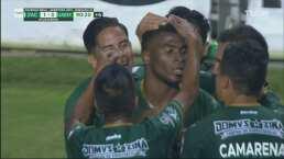 ¡Zúñiga no se detiene y ya lleva dos goles en un par de minutos!
