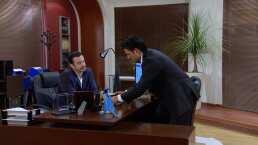 Fernando trata como sirvienta a Jesús en su primer día de trabajo