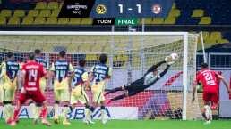América 1-1 Toluca   Las Águilas llegan con un empate al Clásico