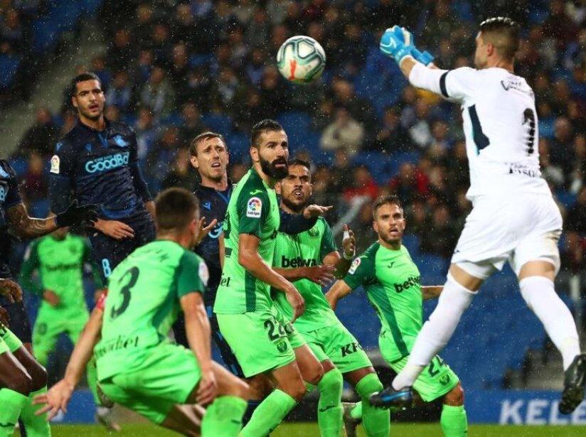 La Liga, Real Sociedad vs Leganés 2 .jpeg