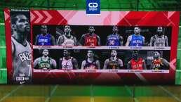 Se definen los equipos del Team LeBron y Team Durant para el All-Star