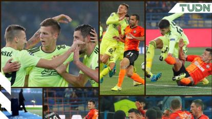Estos equipos tuvieron un enfrentamiento previo en la Champions League 2018/19 durante la tercera ronda calificatoria, en la que el Shakhtar se llevó ambos partidos.