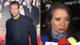 'Merece todo mi respeto': Gabriel Soto niega haber evitado a la mamá de Geraldine en un evento